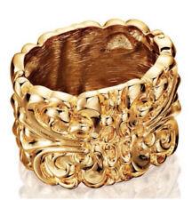 Anna Dello Russo X H&M ADR gold bracelet Cuff New Premium Exclusive Designer