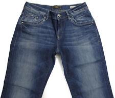 Damen Mavi Mona Mid Rise Straight Leg Denim Jeans W31 L32
