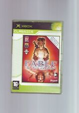 Fable: THE Lost capitoli-ORIGINALE Xbox Gioco/360 compatibile-COMPLETO