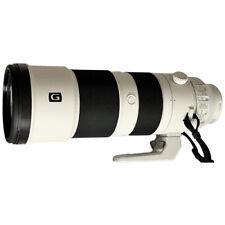 200-600 мм-Sony FE f/5.6-6.3 G OSS объектив SEL200600G