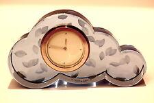 Charmante horloge presse papier Saint st Louis signée 2008