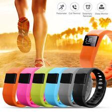 TW64E Bluetooth Smart Braccialetto Bracciale Orologio Fitness Tracker Contapassi