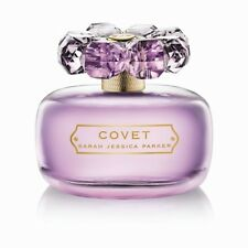 COVET PURE BLOOM 100ML EDP PERFUME FOR WOMEN BY SARAH JESSICA. DISCONTINUED