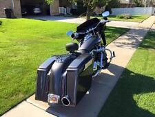 """6"""" Harley Davidson Rear Replacement Fender w/ LED Brake/Blinker/Parking Lights"""