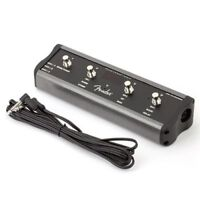 Genuine Fender MS4 4-Button Advanced Amplifier/Amp Footswitch - 0080996000