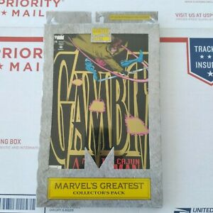 Gambit #1-4 Comic Set Marvel Comics Greatest Collector's Pack (1993) Sealed
