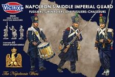 NAPOLEON'S MIDDLE IMPERIAL GUARD- VICTRIX - FRENCH NAPOLEONIC - SENT FIRST CLASS