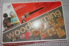 American Toy & Furniture Co. Wood Burning CHALLENGER I ELECTRIC Wonder Pen W132