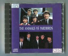 The Animals vs. yardbirds fabriqué au Japon - 12 track-CD-ALBUM-CTA # tf-55