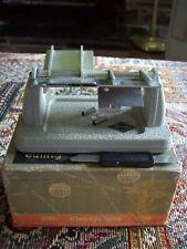 Vintage Retro EUMIG Film splicer Cutter / Slicer made in Austria