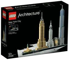 LEGO Architecture New York City 21028 NEW Authorised Retailer