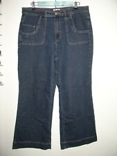 Christopher & Banks Women's Size 14 (34x27.5) Boot Cut Jeans Stretch 93-11110