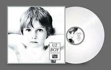 U2 - Boy White 40th Anniversary Vinyl