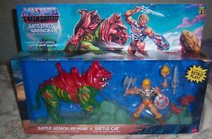 Mattel Masters Of The Universe Origins Battlefield Warriors (Target Exclusive)