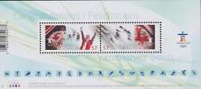 Canada 2010 Souvenir Sheet 2373 - Celebrating the Olympic Spirit