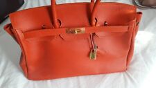 Leather handbags from Italy
