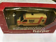 Herpa:MB Sprinter Rettungswagen Stadler/Freyung 044011 (GK1)