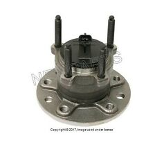 Saab 9-3 Rear Wheel Hub with Bearing with ABS Wheel Speed Sensor Optimal
