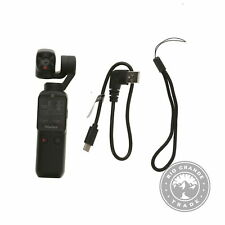 USED Feiyu Pocket Handheld Gimbal Camera Stabilizer with Mini Tripod in Black