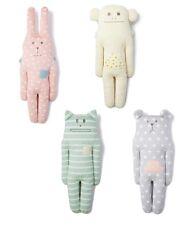 Large CRAFTHOLIC Plush Pillow Hoodie Doll - Bunny, Bear, Cat, Monkey - Size L