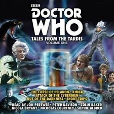 Baker, Colin : Doctor Who: Tales from the TARDIS: Volum CD