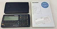 SHARP PC-G850VS Pocket Computer PC From Japan Function calculator FedEx