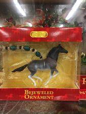 Breyer Bejeweled Christmas Ornament NIB #700913