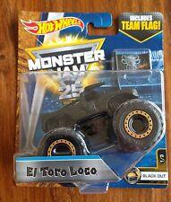 Hot Wheels Monster Jam El Toro Loco Blackout Edition #1 of 3