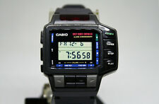 Rare Vintage Casio CMD-10 Remote Control TV Wrist Watch 1138 Japan