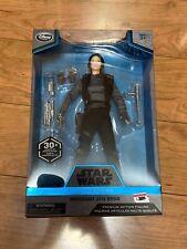 NIB Disney Store Star Wars Elite Series Jyn Erso Premium Action Figure - 10''