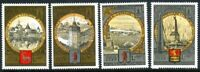 RUSSIA-1978/1980 Olympic Tourism Golden Ring Sg 4850-4853 UNMOUNTED MINT V37787