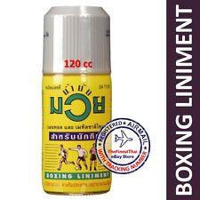 Namman Muay Thai boxing Oil Kick Liniment Muscular Pain massage 120cc + Tracking