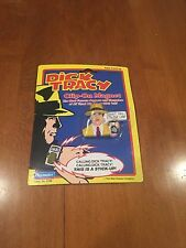 Dick Tracy 1990 Clip-On Magnet Playmates Toys NIP Disney NIB New in Package