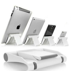 Creative Universal Mobile Phone Desk Stand Holder Foldable for Tablet PC iPad