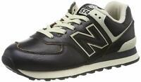 New Balance 574v2, Sneaker Uomo - ML574LPK BLK SCARPA