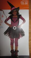 Halloween Costume for Girls Witch Costume  Size S