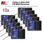 1~10PCS Flysky FS-BS6 Receiver 2.4G 6CH AFHDS2 for FS-GT5 FS-IT4S RC Transmitter