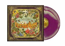 Panic! at the Disco - PRETTY. ODD. Vinyl - Purple & Yellow SWIRL - New!
