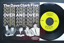 """7"""" The Dave Clark Five - Over And Over - US Epic w/ Pic"""