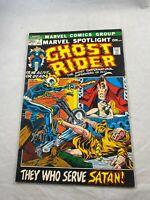 MARVEL SPOTLIGHT #7 DEC (1972 MARVEL) GHOST RIDER