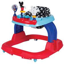 Disney Baby Walker Boys Girls Walking Assistant Developmental Mickey Mouse New