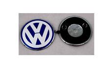 VW Front Hood Emblem Badge Blue White Euro Style New Beetle 98-05 1C085361739A
