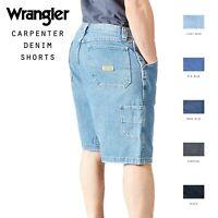 Vintage WRANGLER Original Hemmed Denim Carpenter Shorts Work Various Sizes