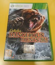 Cabela's Dangerous Hunts 2013 GIOCO XBOX 360 VERSIONE ITALIANA