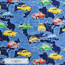 Patchwork Quilting Sewing Fabric GOLDEN HOLDEN NEW 50x55cm FQ New