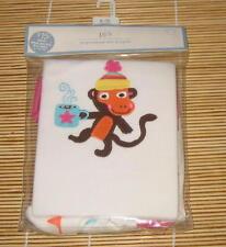 Baby Bap Long Sleeve Pajama Monkey Cocoa Star 6-12 Months