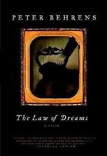 Peter Behrens~THE LAW OF DREAMS~SIGNED~1S/DJ~NICE COPY
