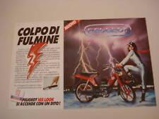 advertising Pubblicità 1983 PEUGEOT 105 LOOK