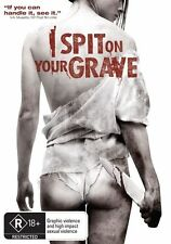 I Spit On Your Grave (DVD, 2011) Mint Condition