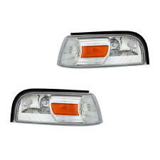 Fits 06-09 Mercury Grand Marquis Signal Parking Side Marker Light  Lamp 1 Pair